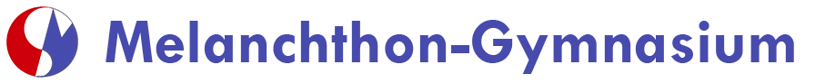 Logo of Moodle des Melanchthon-Gymnasium